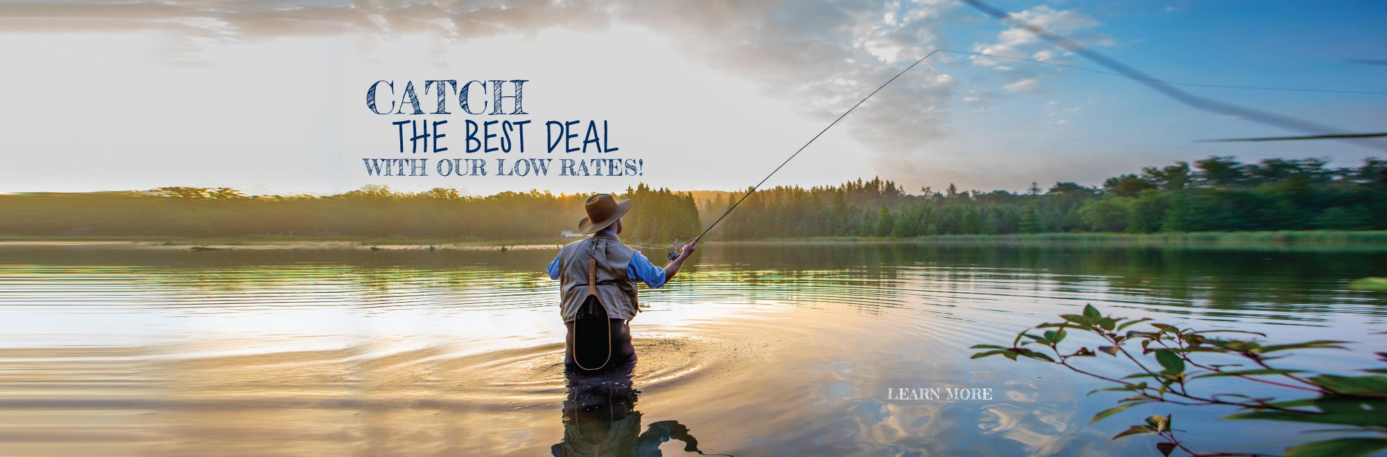 Catch the best deals with our low rates