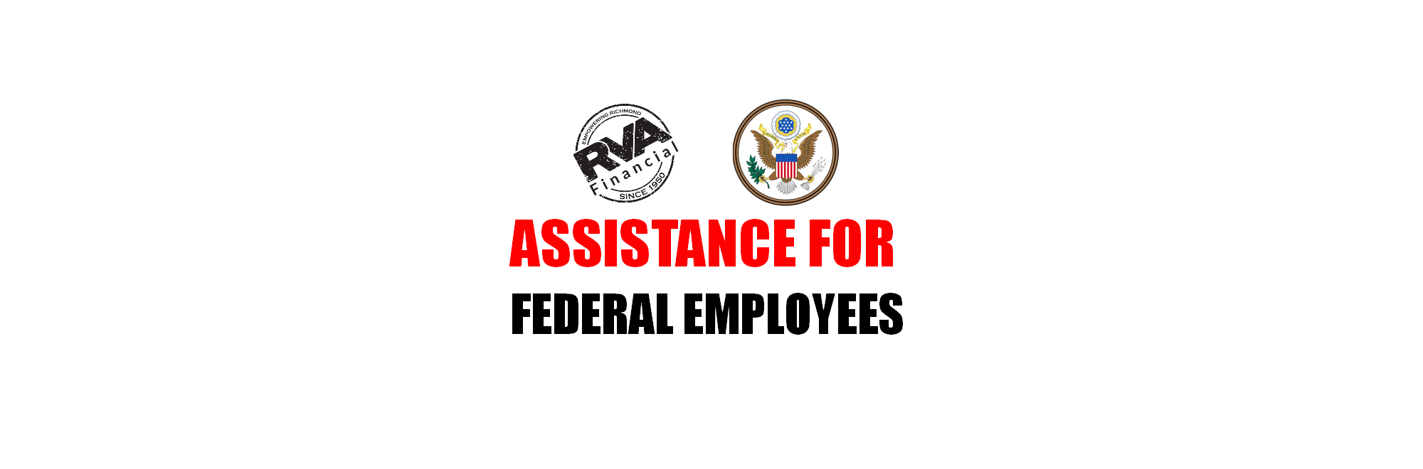Click here if you are a federal employee who is impacted by the government shutdown